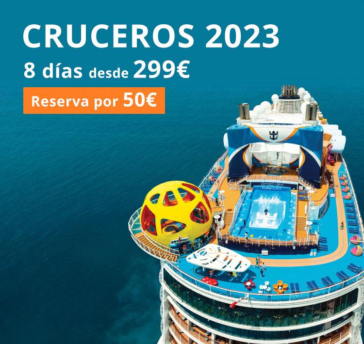 Cruceros 2021. Rastreator.SoloCruceros.com