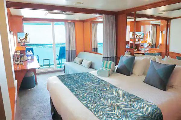 Mini-Suite con Balcón