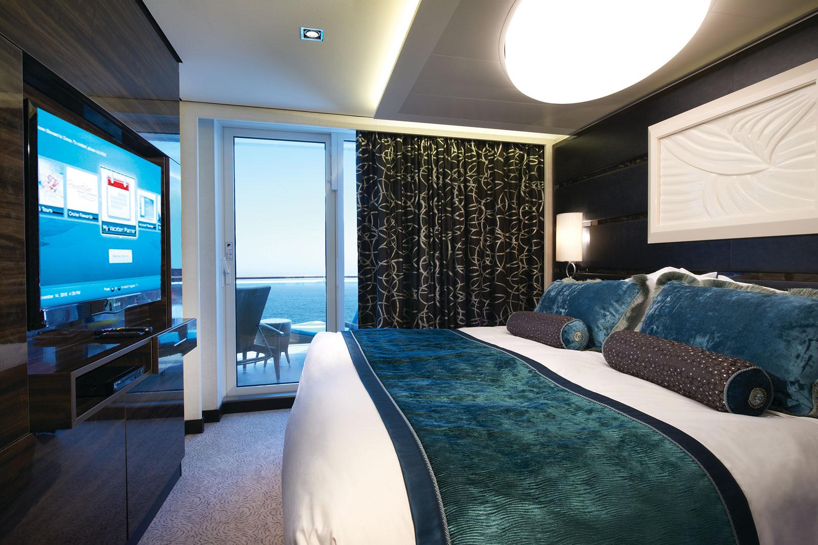 The Haven Owner's Suite con Balcón Grande