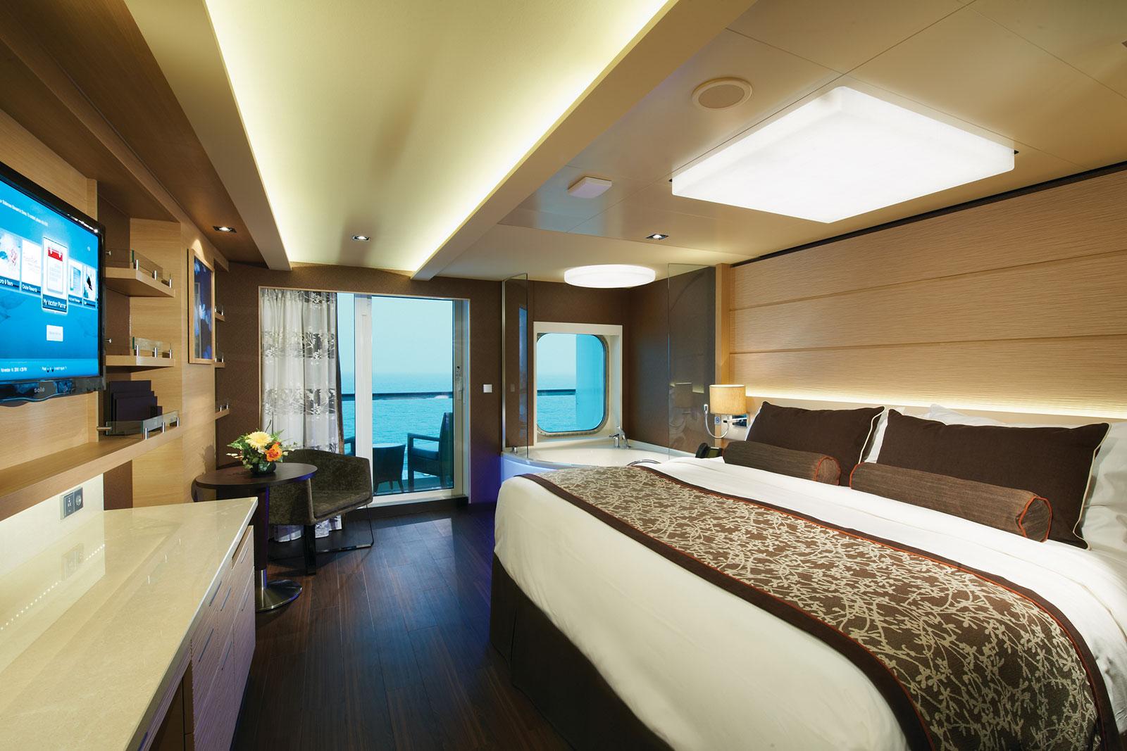 The Haven Suite con Spa y Balcón