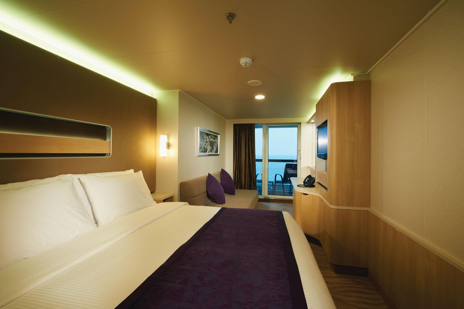 Mini-Suite Spa con Balcón